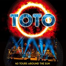 Toto Forty Tours Around the Sun