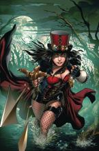 Van Helsing Sword of Heaven 5 Zenescope