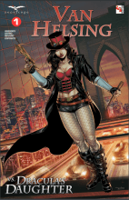 Van Helsing vs. Dracula's Daughter
