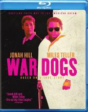 War Dogs on Blu-ray