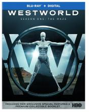 Westworld Season 1 on BD