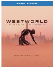 Westworld Season 3 Bluray