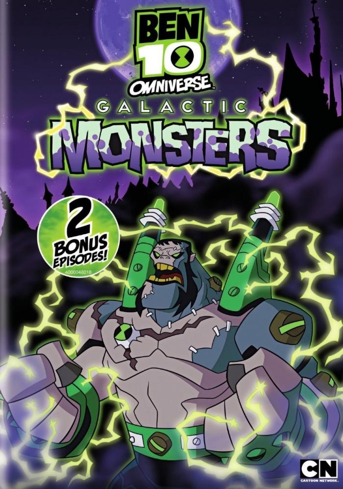 Ben 10 Omniverse: Galactic Monsters