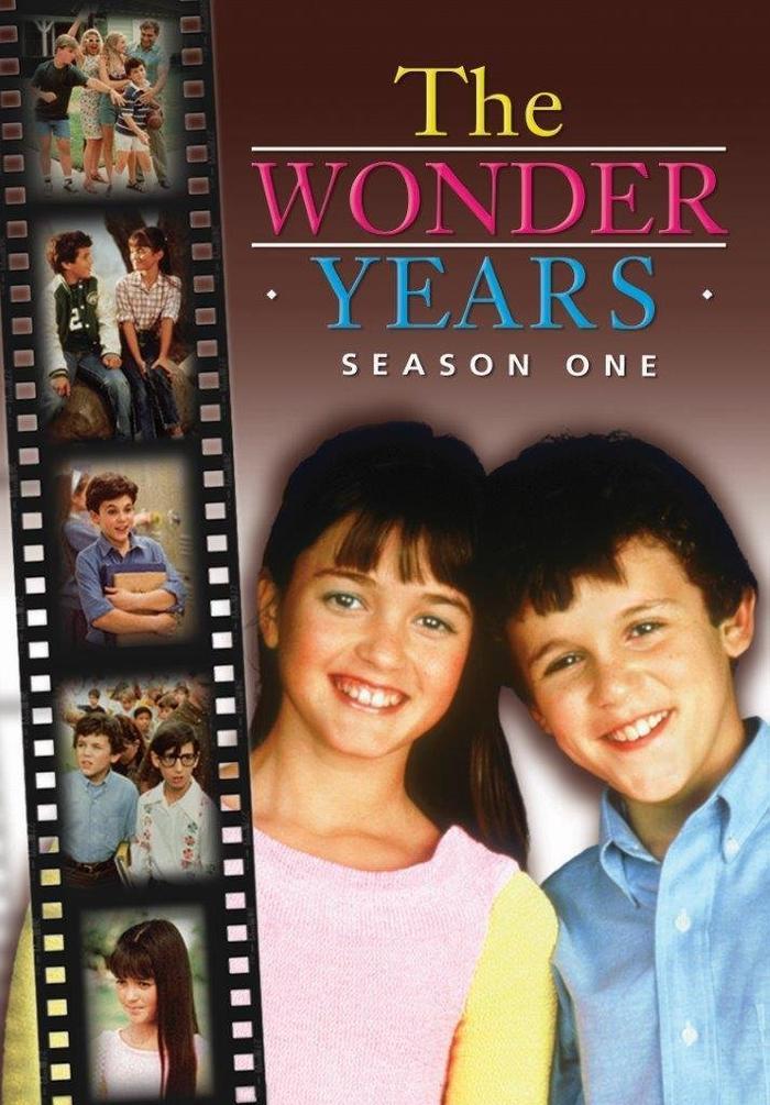 Wonder Years Season One on DVD