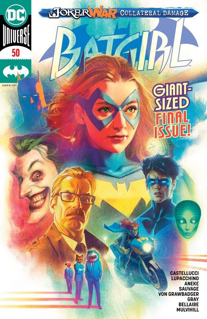 Batgirl 50 2020