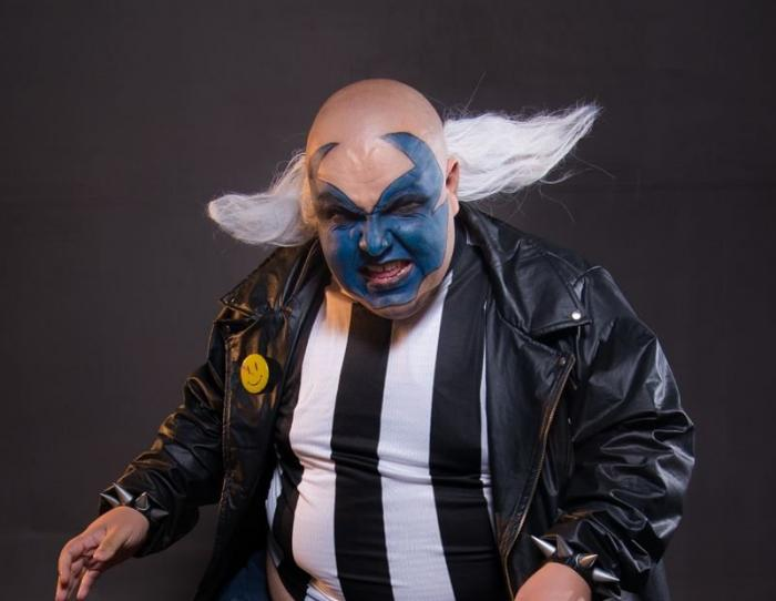 April 2020 Bombshell of the Month Cosplayer Lord Alexandre