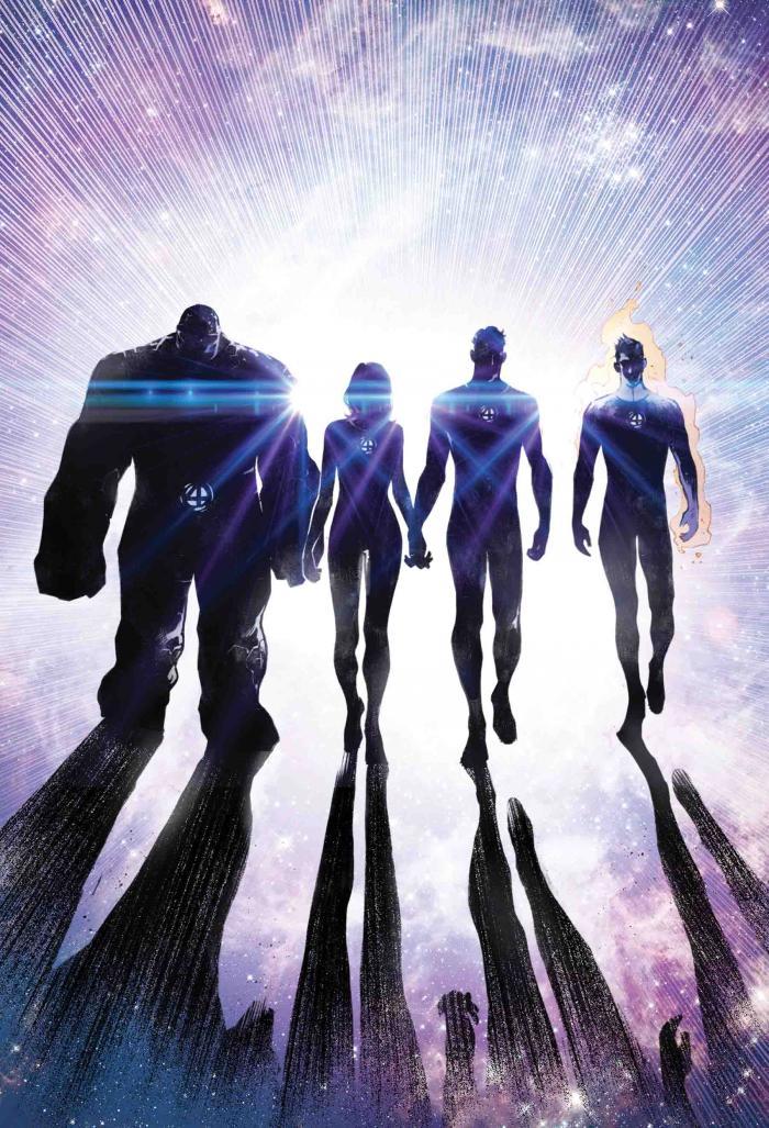 Fantastic Four 1 2018