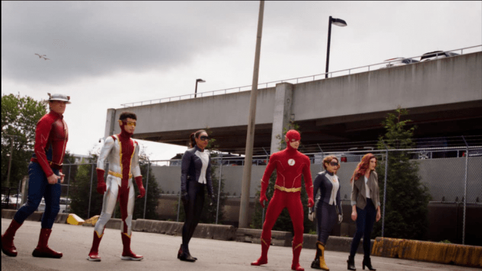 Flash Season 7 Finale
