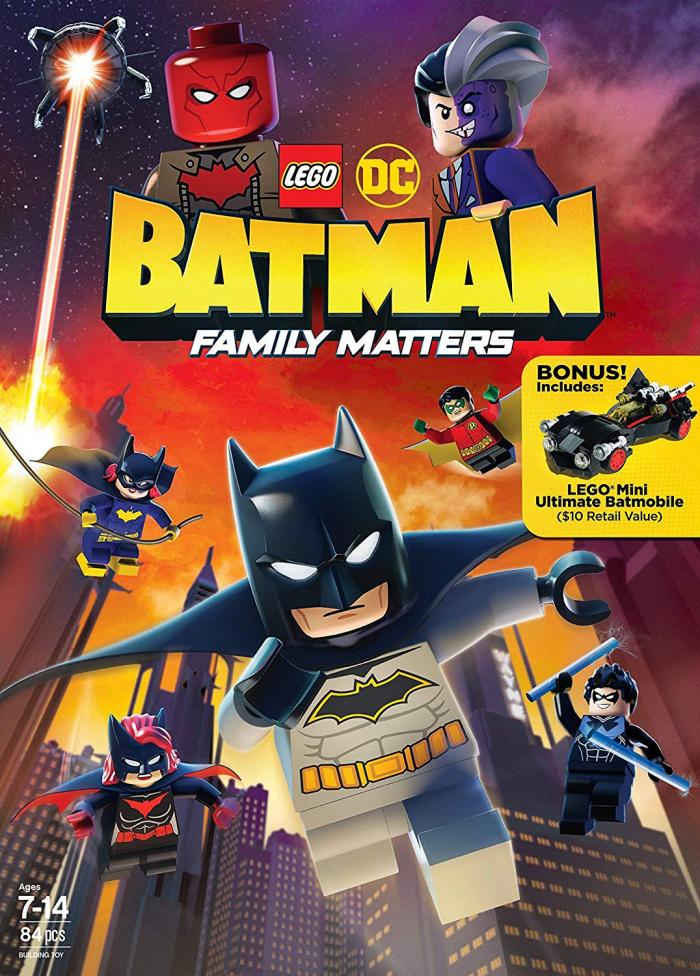 Batman Family Matters, LEGO DC