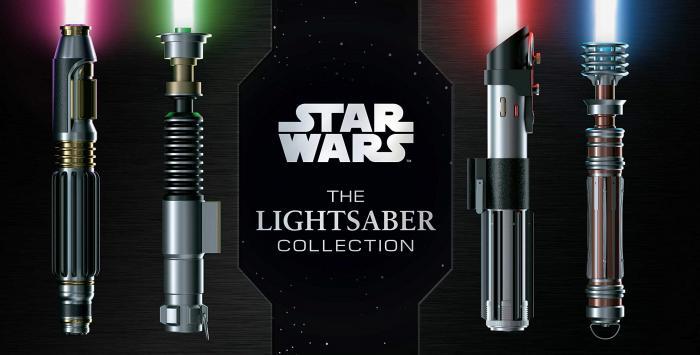 Star Wars Lightsaber Collection