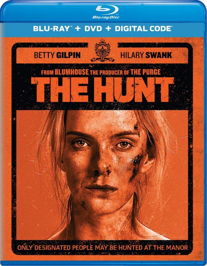 The Hunt Blu-ray