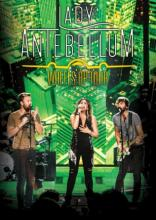 """Lady Antebellum """"Wheels Up Tour"""" DVD Cover"""