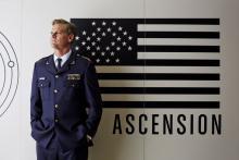 Ascension, with Brian Van Holt as Captain William Denninger