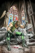 The Fall of Green Arrow