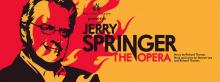 Jerry Springer: The Opera. Image by New Line Theatre, all rights reserved, used with permission.