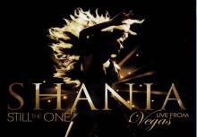 Shania Twain Still The One Live From Vegas DVD