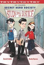 DC Comics Secret Hero Society Study Hall of Justice