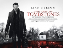 """Liam Neeson in """"A Walk Among the Tombstones;""""  opens 9/19/14."""