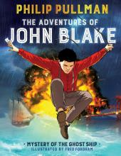 Adventures of John Blake, Mystery of the Ghost Ship