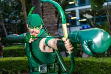 Bombshell 2019 01 - Green Arrow