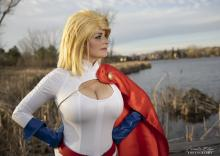 Bombshell of the Month July 2021 AMHCosplays