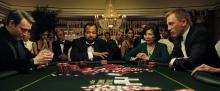 Casino Royale Gambling Table