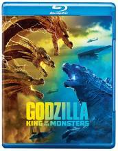Godzilla King of the Monsters Bluray