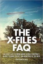 X-Files FAQ Book Review Chris Delloiacono Critical Blast