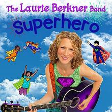 Lauri Berkner Superhero