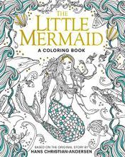 Little Mermaid Coloring Book