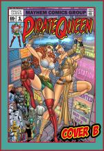 Pirate Queen #1 Cover B