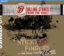 Rolling Stones Sticky Fingers Fonda Theatre 2015