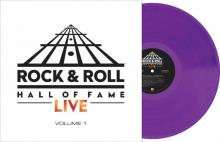 Rock and Roll Hall of Fave V1 - Prince Tribute Edition on Purple Vinyl