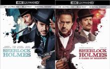 RDJ Sherlock Holmes