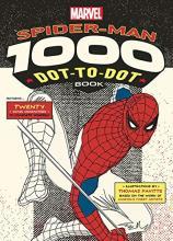 Marvel Spider-Man 1000 Dot to Dot