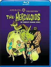 The Herculoids Complete Series on Blu-ray