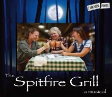 Stefanie Kluba, Kathy Fugate and Melanie Kozak in The Hawthorn Player's Production of The Spitfire Grill. Photo Credit: The Hawthorn Players/Ken Clark