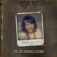 Waylon Jennings: The Lost Nashville Sessions, available now on CD and vinyl.